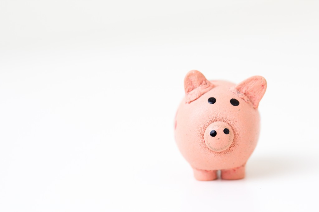 physician mortgage loan - piggy saving