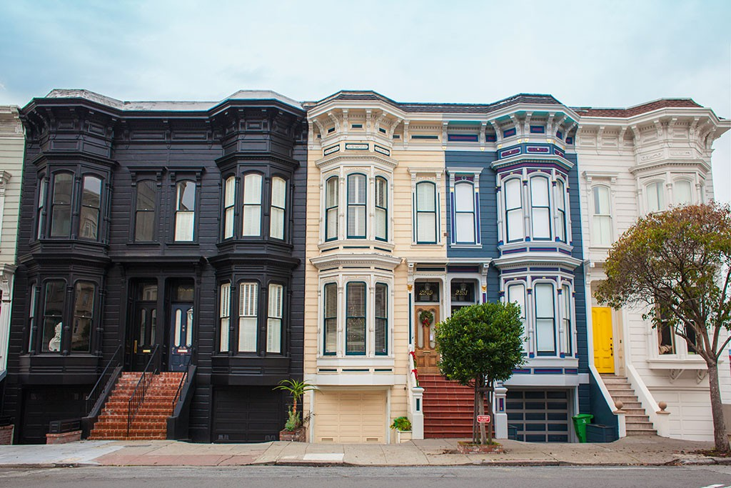a few really nice homes in san francisco